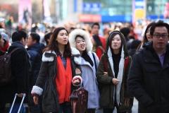 Trois amies parti faire du shopping a Myeongdong