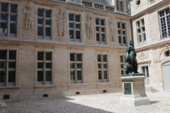 Paris - Le musee Carnavalet